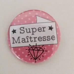 BADGE-SUPER-MAITRESSE
