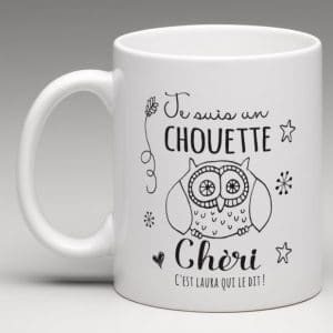 mug-chouette-cheri-personnalise