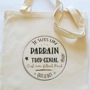 SAC-TOTE-BAG-PARRAIN-GENIAL