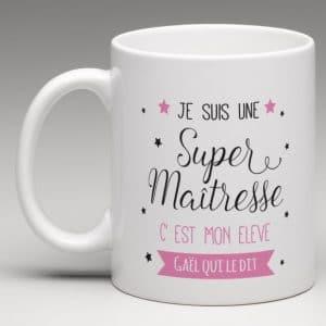 MUG SUPER MAITRESSE