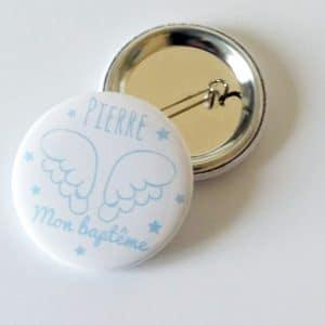 badge-personnalisé-bapteme-ailes-d-ange