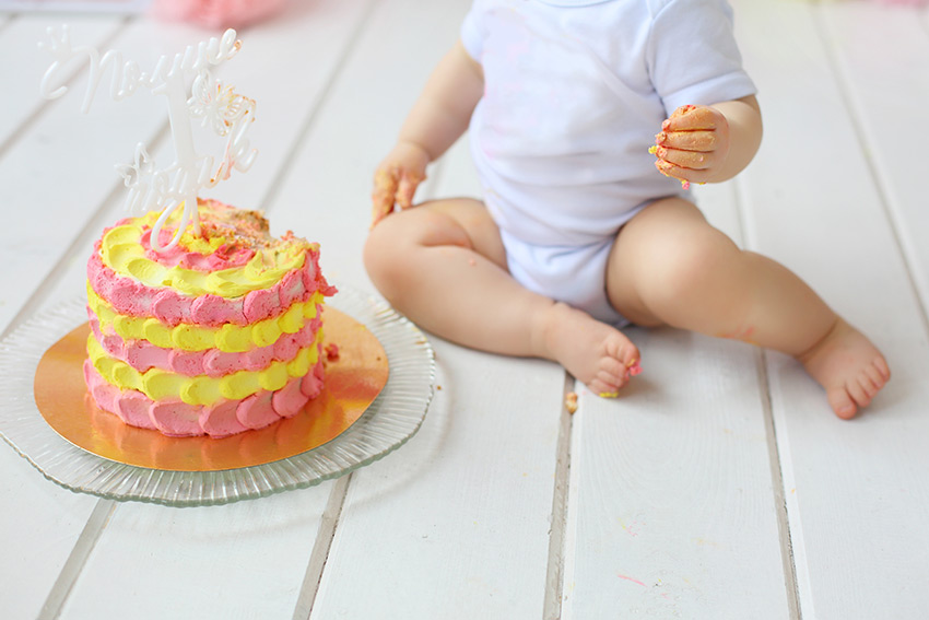 Idées et organisation pour le premier anniversaire de bébé. Le monde de Bibou