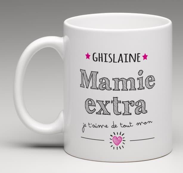 Mug pour une Mamie Extra
