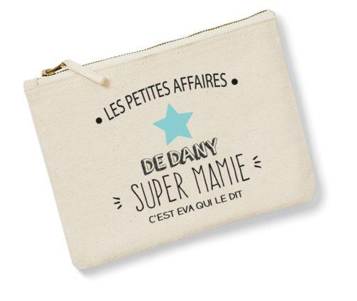Pochette Les petites affaires d'une Super Mamie