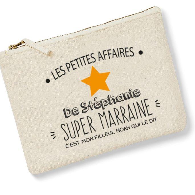 Pochette Les petites affaires d'une Super Marraine