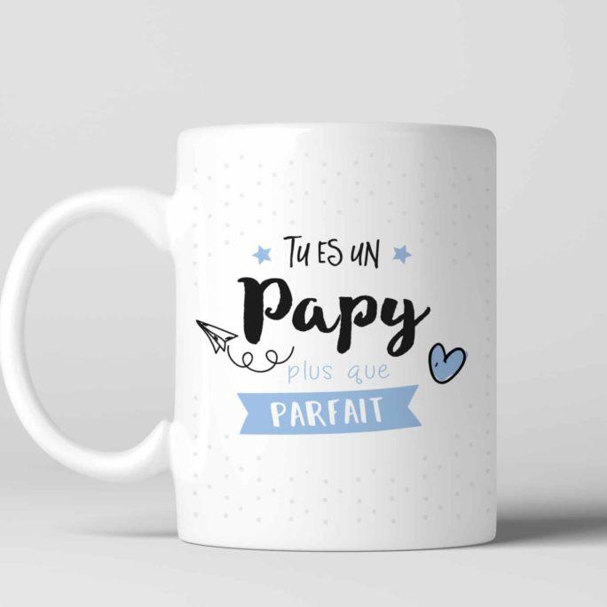Mug Tu es un Papy plus que parfait