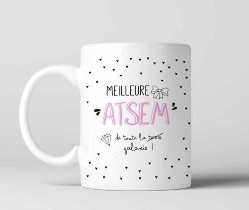 Mug Meilleure Atsem