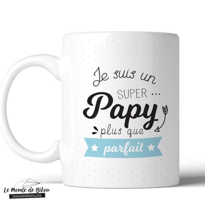 Mug Papy plus que parfait