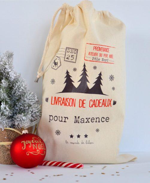 Hotte Sapins de Noël taille M