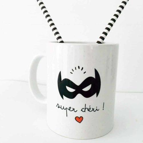 Mug Super chéri