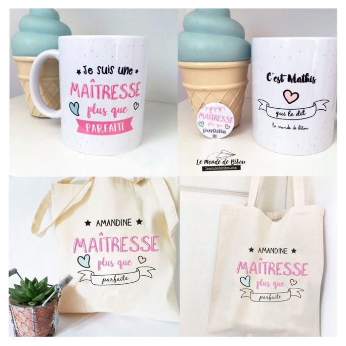 Kit Cadeaux pour une Maîtresse