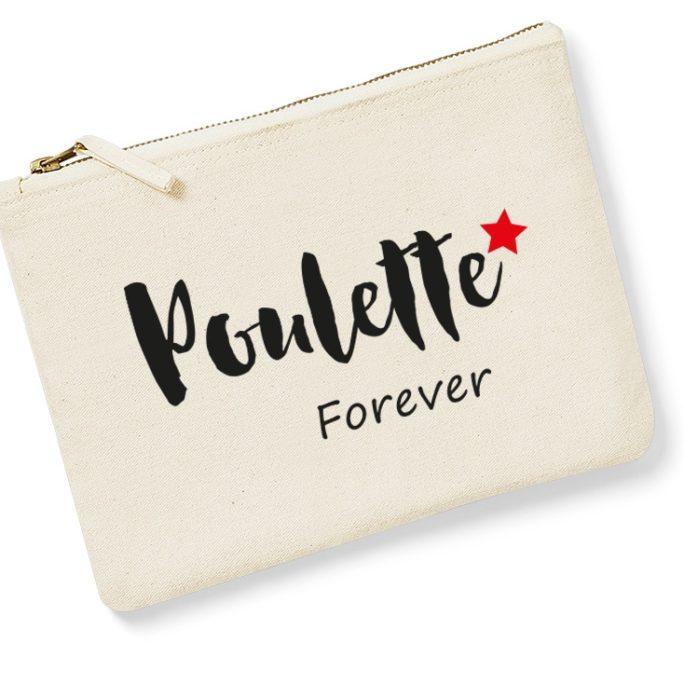 Pochette Poulette forever