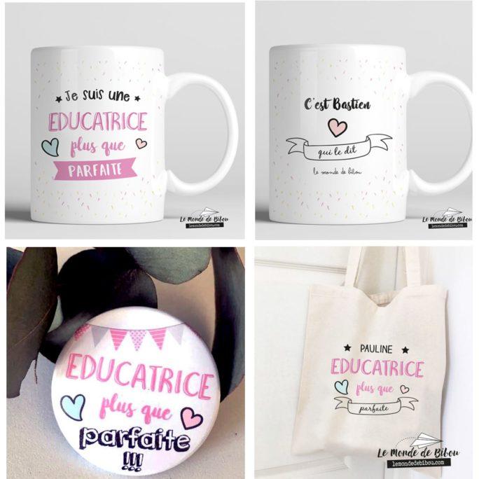 Kit Cadeaux pour une Educatrice