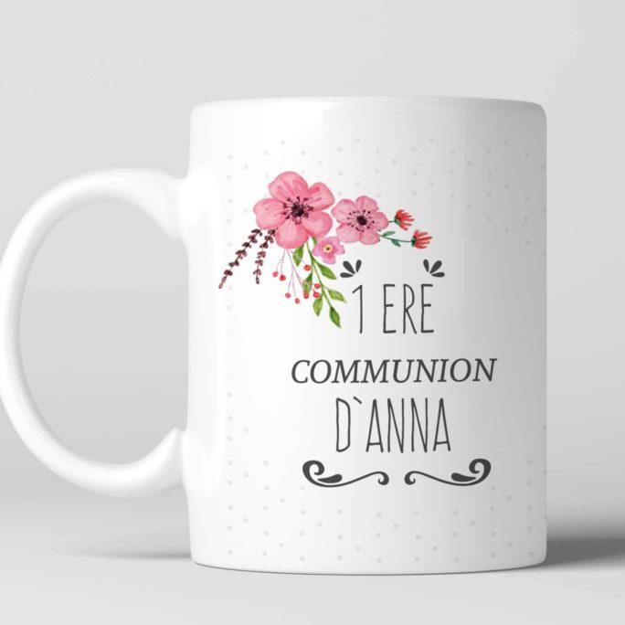 Mug souvenir première communion