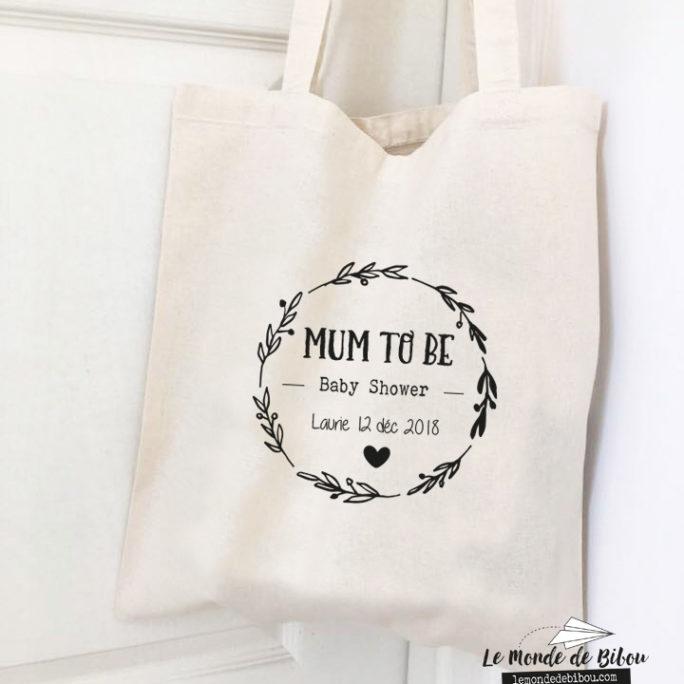 Cadeau future maman, Mum to be. A offrir lors d'une Baby shower