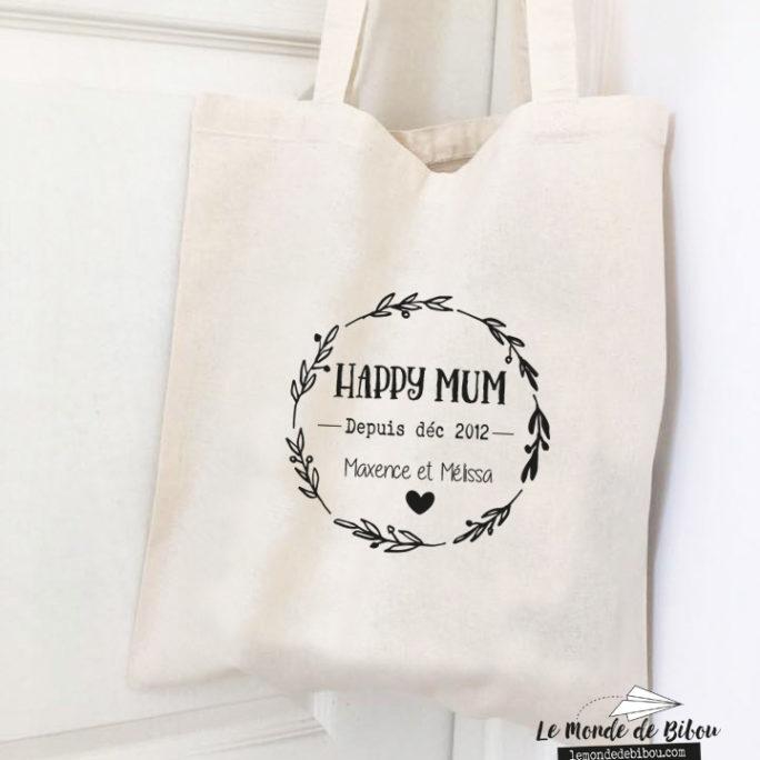 Cadeau maman, Happy Mum personnalisable