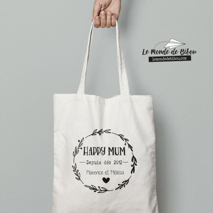 Sac tote bag, cadeau pour toutes les mamans