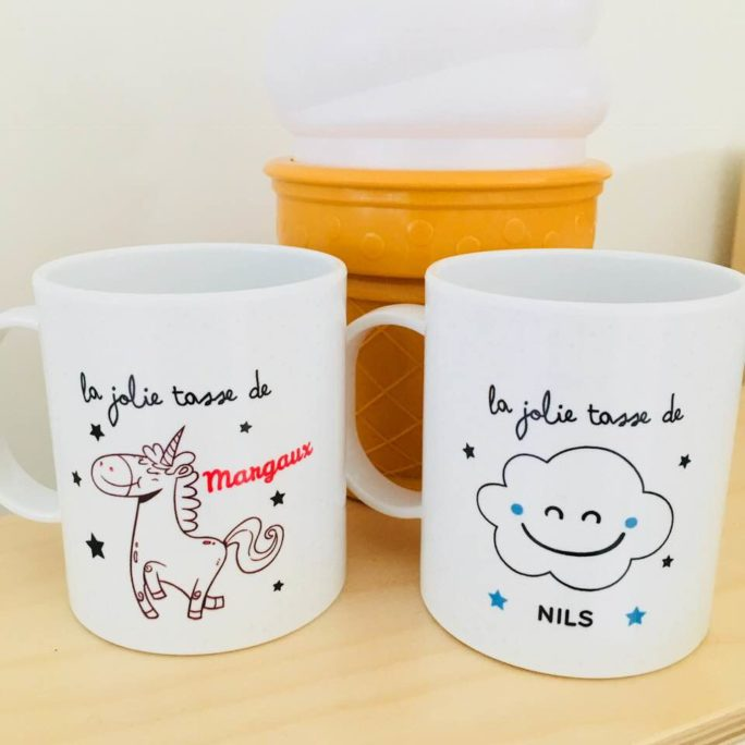 Mug tasse incassable