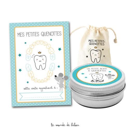 Kit Dents de lait