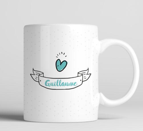 mug personnalisé cadeaux parrain