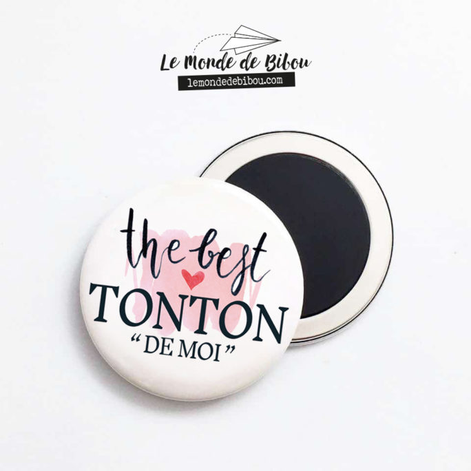 Magnet Best Tonton