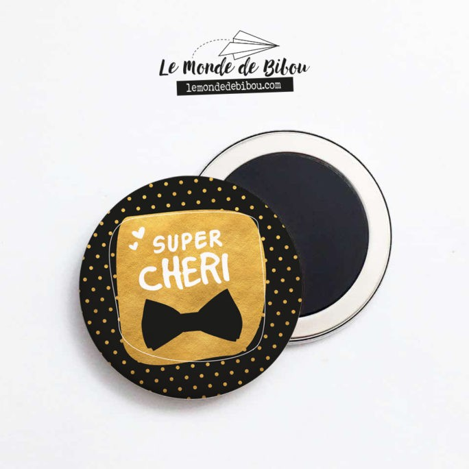 Magnet SUPER CHERI