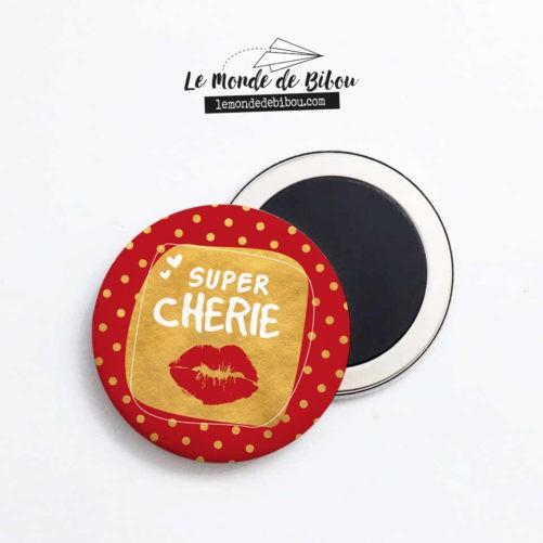 Magnet SUPER CHERIE