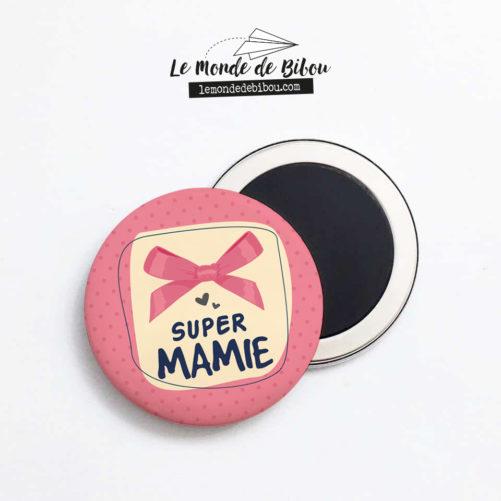 Magnet SUPER MAMIE