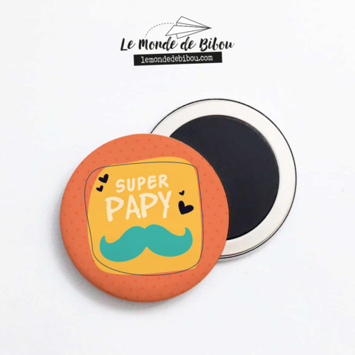 Magnet SUPER PAPY
