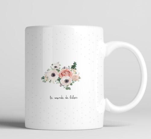 Mug cadeau témoin de la mariée