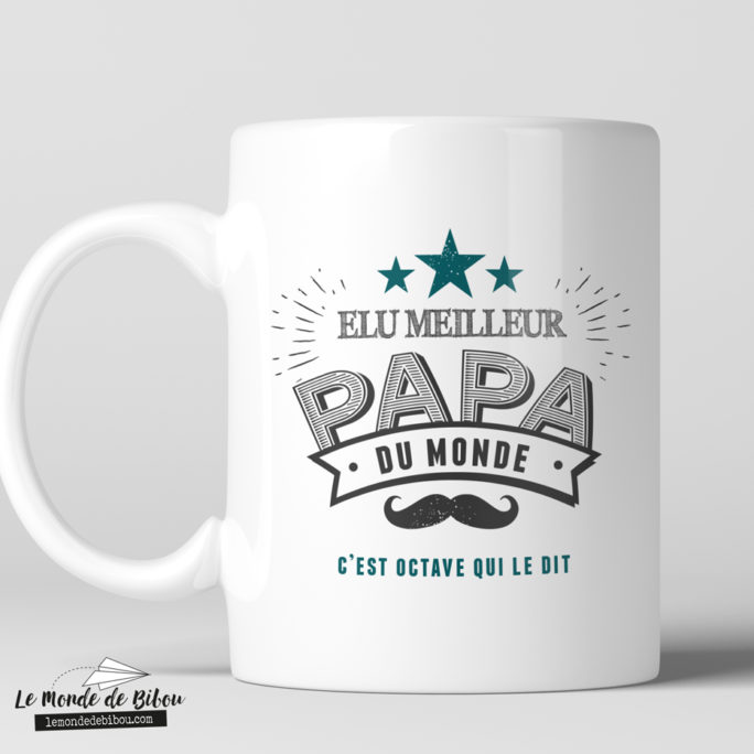 Kit super papa Vintage