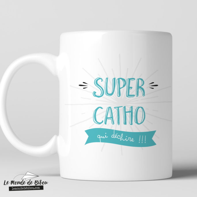 Mug super catho