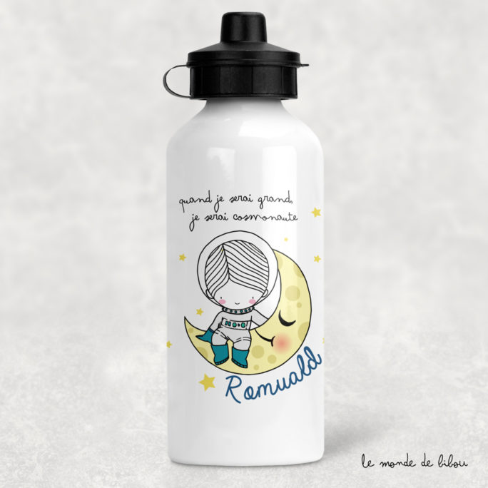 Gourde Cosmonaute