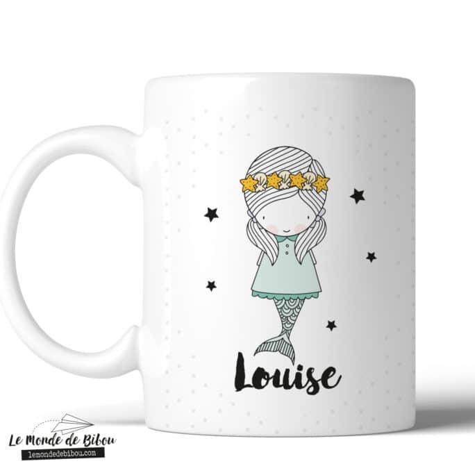 Tasse incassable Petite Sirène
