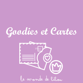 Goodies et cartes