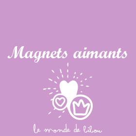Magnets aimants