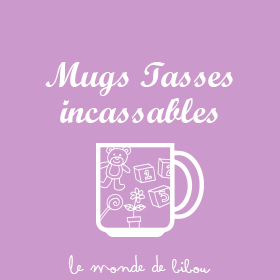 Mugs tasses incassables