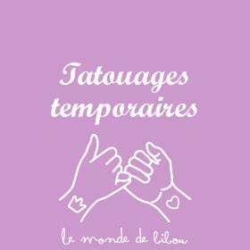 Tatouages temporaires