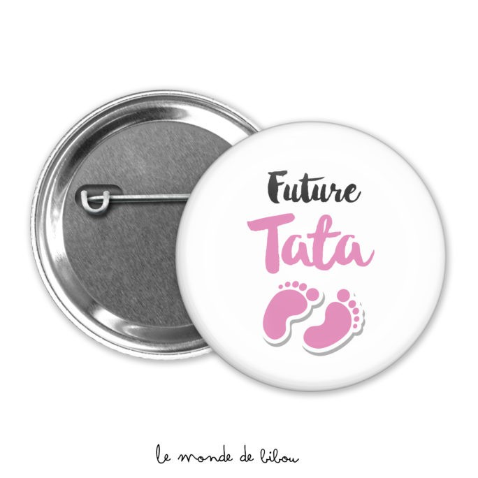 Badge annonce Future tata