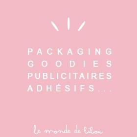 Packaging et Goodies
