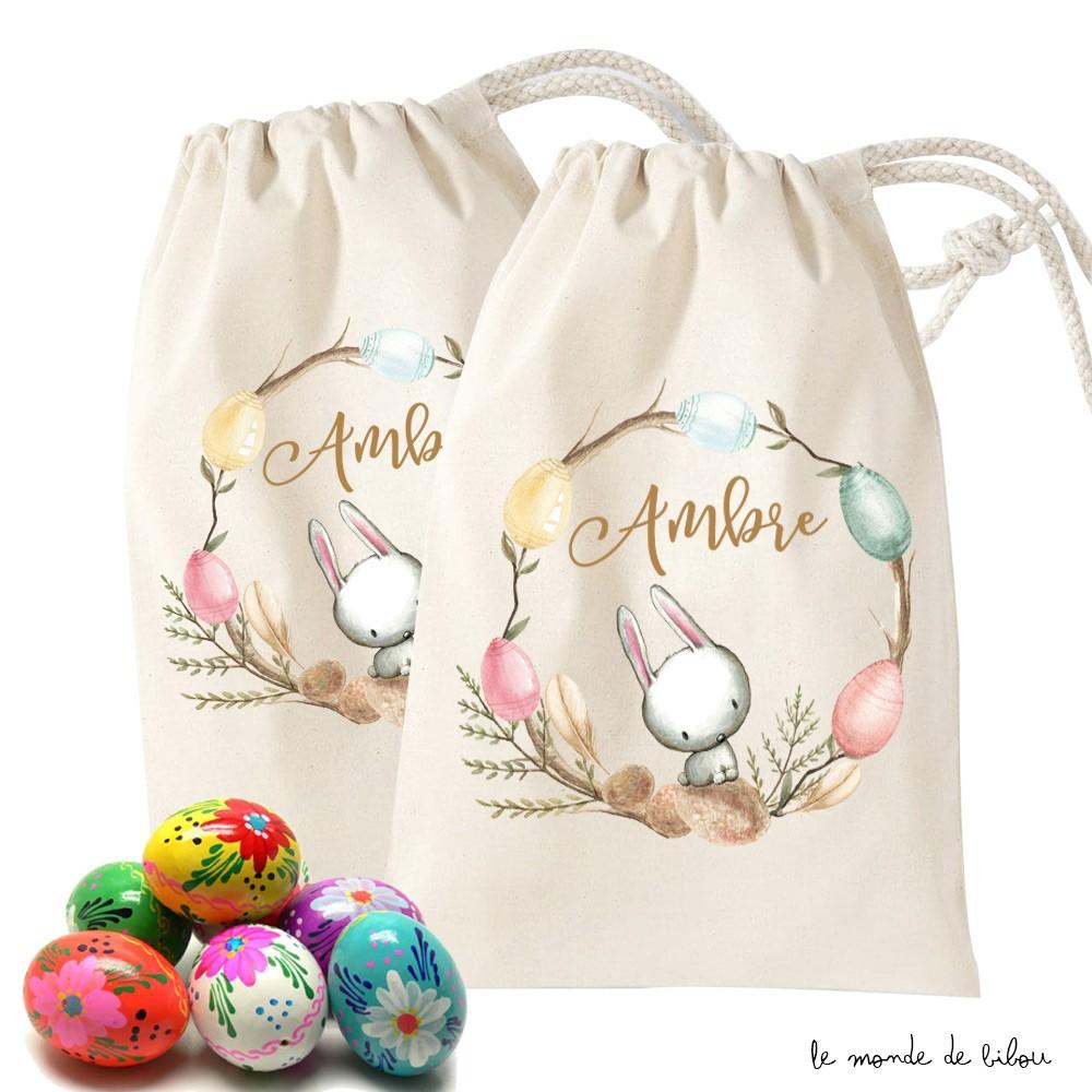 Sélection de sacs de Pâques personnalisés