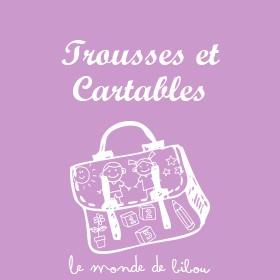 Trousses et cartables