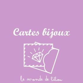 Cartes Bijoux