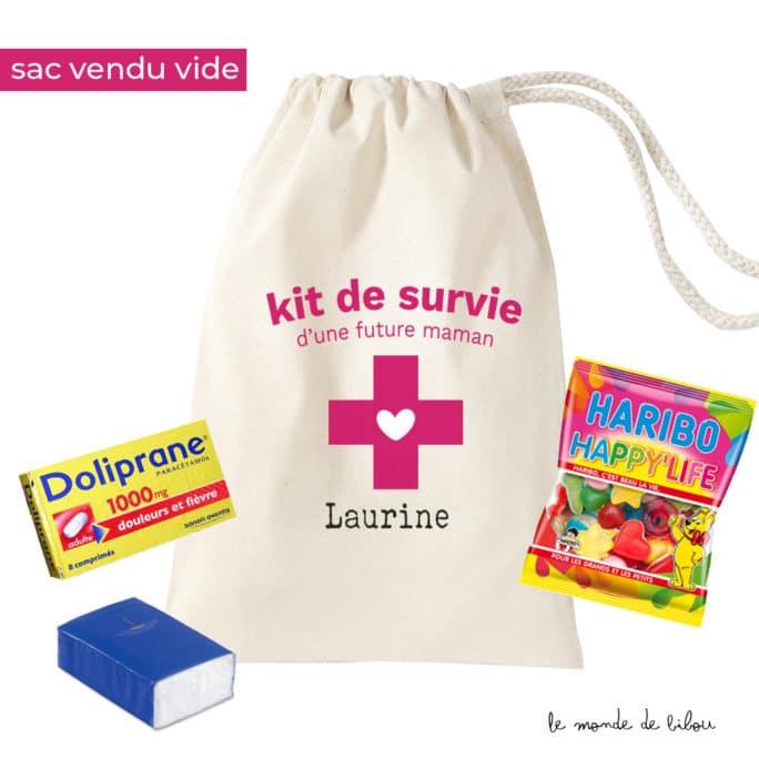 Kit de survie d'une future maman
