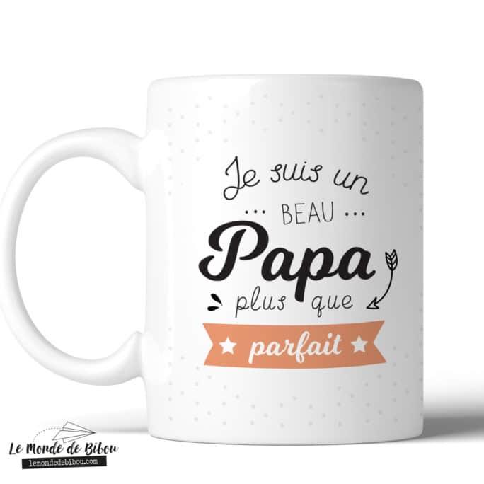 Mug parfait Beau papa