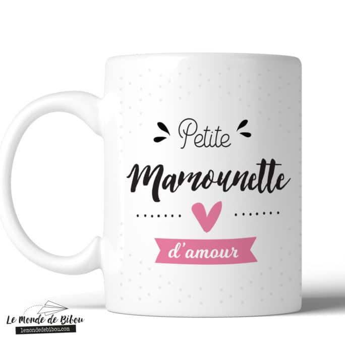 Mug Mamounette d'amour