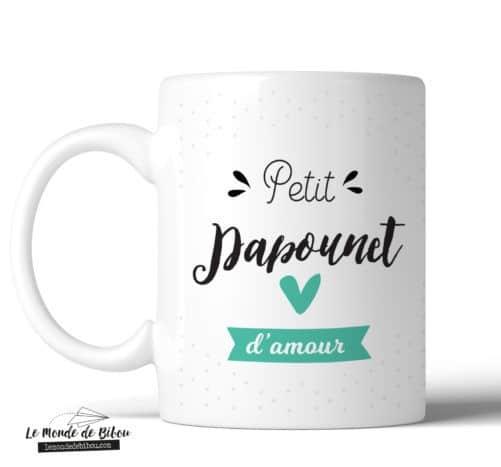 Mug Papounet d'amour