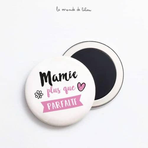 Magnet Mamie plus que parfaite