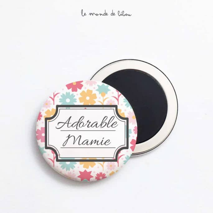 Magnet Adorable mamie