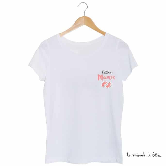 Tee-shirt Future Mamie